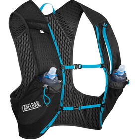 CamelBak Nano 17 Zaino idrico with Quick Stow Flask nero